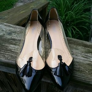 """Wanted Brand """"Tapas"""" Patent Leather Oxfords"""